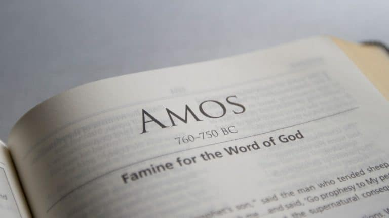 Pastor's Bible Study on the Book of Amos